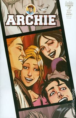 Archie (2nd Series) #7B 2016 VF Stock Image