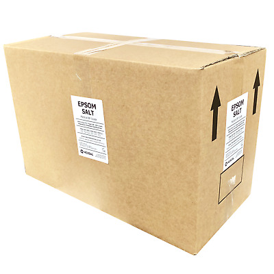 EPSOM SALT | 25KG BOX | Medical BP / Food Grade | Magnesium Sulphate | 25 x 1KG