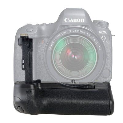 Vertical Shutter Battery Hand Grip para CANON 6D Mark II DSLR Camera BG-E21