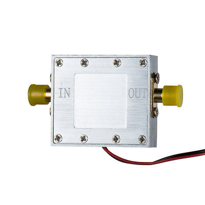 RF Amplifier Module DC-1GHz High Linearity In-Band Flat <1.5dB Current 90mA +Box