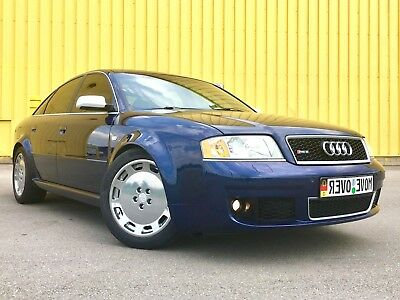 2003 Audi RS6 RS6 2003 Audi RS6 C5 Quattro with 89,000 miles 450 H.P. V8 S6 S4 RS4 M5 500E AMG