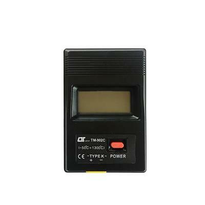 TM-902C Digital Lcd K Type Thermometer Meter Single Input+Thermocouple,be