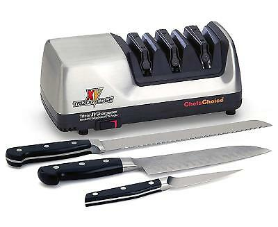 Chef'sChoice 15 Trizor XV EdgeSelect Professional Electric Knife Sharpener for