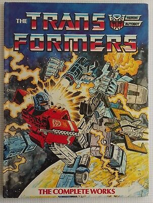 Transformers Generation 1 Complete Works Part 1