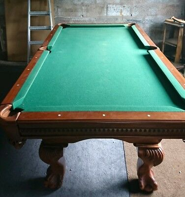 SPORTCRAFT MONUMENT POOL Table PicClick UK - Sportcraft monument billiard table