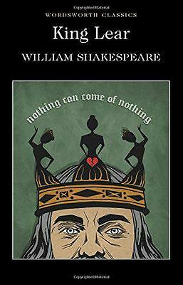 King Lear (Wordsworth Classics) by William Shakespeare | Paperback Book | 978185