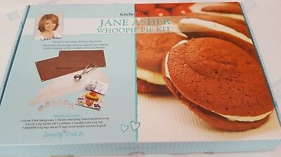 KitchenCraft Jane Asher Sweetly Does It Whoopie Pie Kit