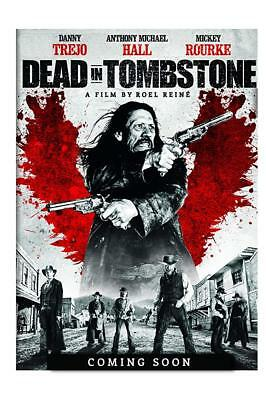 Dead in Tombstone | $1.39 DVD | $3.88 Blu-ray | $4.00 Flat Rate Shipping