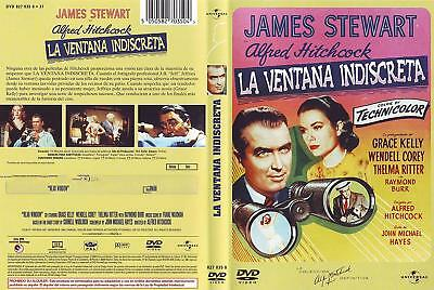 La ventana indiscreta - Rear Window