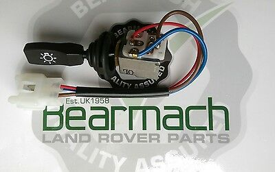Land Rover Defender 90, 110, TD5 & Puma Light Switch Years 1998 On, AMR6104R