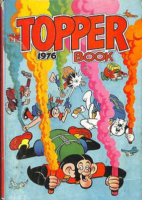 The Topper Book 1976, Thomson, Good Condition Book, ISBN