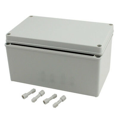 QA_ Weatherproof Junction Box Cable Switch Connection Enclosure Case IP66 Eyef