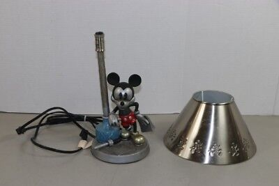 Mickey Mouse Lamp  (Approximately 16 inches tall)