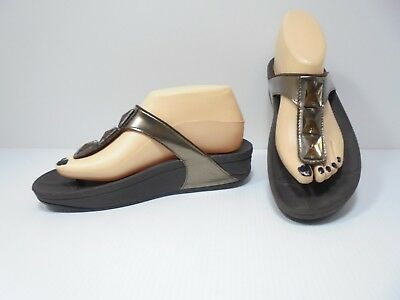 8d7082791 BEAUTIFUL! WOMENS FITFLOP - PIETRA Sandals - Shoe Size US 7 M ...