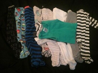Baby Clothes - Size 0000 - Good used condition