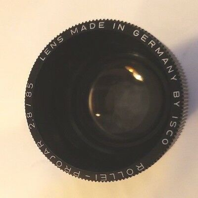 Lens Replacement for Rollei Projector Good Condition for P37