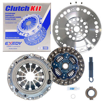 Exedy Clutch Pro-Kit & CM Light Flywheel for 2002-2015 Honda Civic Si 2.0L 2.4L