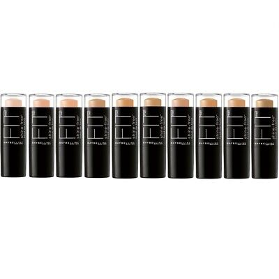 2 x Maybelline Fit Me Shine Free + Balance Stick Foundation - Choose Your Shade