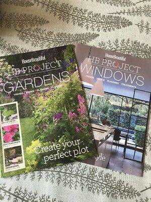 House Beautiful Project Booklets GARDENS / WINDOWS