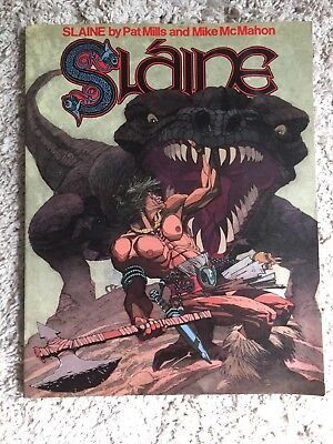 Slaine-The Horned God Book One