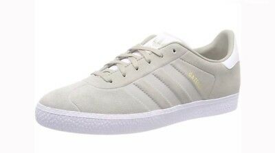 Adidas Gazelle Big Kids Sesame CQ2881 Suede Athletic Shoes Youth Size 6