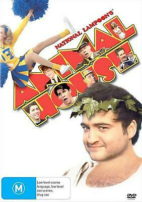 National Lampoon's Animal House - DVD Region 4 Free Shipping!