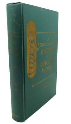 C. E. Van Sickle A POLITICAL AND CULTURAL HISTORY OF THE ANCIENT WORLD, VOL. ONE