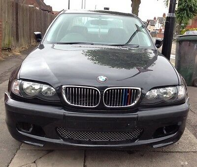 2002 BMW 3 SERIES FACELIFT E46 SALOON 320Ci. 2.0 PETROL. BREAKING FOR SPARES
