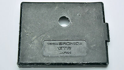 Zenza Bronica ETR Camera Bottom Cover Cap for ETRS ETRSi Medium Format (#3328)