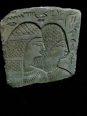 RARE ANCIENT EGYPTIAN ANTIQUE Tombs of the Nobles. Ramose BC
