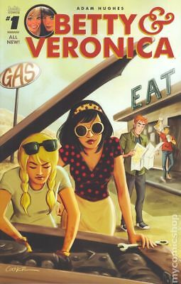 Betty and Veronica (2nd Series) 1F 2016 NM Stock Image