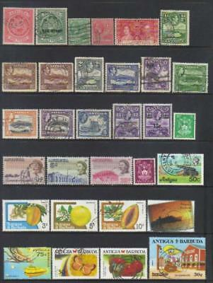 Antigua Used Selection Cat £30+