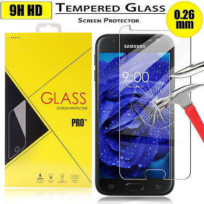 For Samsung Galaxy J7 Refine 2018 /J7 V/ Star 9H Tempered Glass Screen Protector