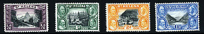 ST. HELENA King George V 1934 Centenary Issue Part Set SG 114 to SG 119 MINT