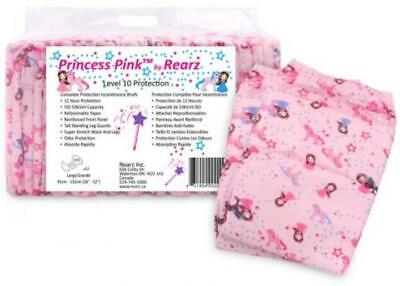 """Princess Pink Windelhose medium bunt rosa"