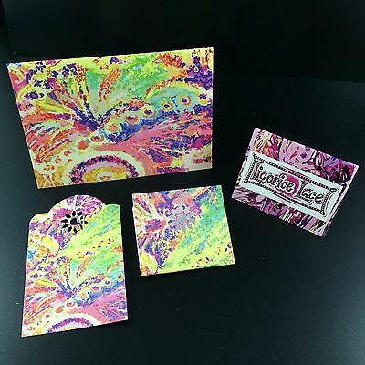Card Set, Small Card, Mini Card & Tag, Matching Design by Amie Shalna