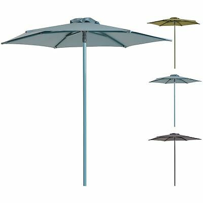 Large Garden Umbrella Parasol Beach Patio Outdoor Table Sun Canopy Shade Shelter