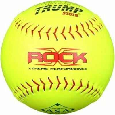 "Trump Rock ASA 12"" 52/300 Softball X-ROCK-RP-ASA-Y"