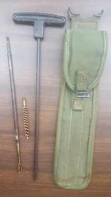 VERY NICE WWII M1 Carbine Cleaning Kit Unissued