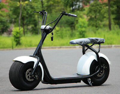 e scooter 1500w 60v 50km h 45km elektro scooter. Black Bedroom Furniture Sets. Home Design Ideas