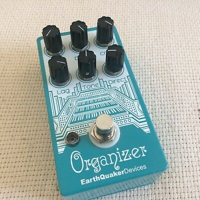 EarthQuaker Devices Organizer Octave Polyphonic Organ Emulator