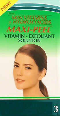 Maxi-Peel Vitamin - Exfoliant Solution 60ml - Level 3 (from £9.99 to £25.00)