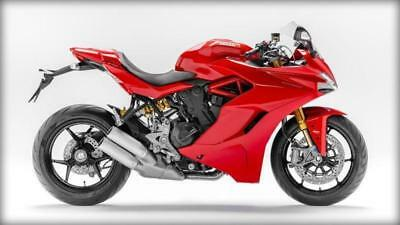 2018 Supersport S Pre Reg Bike - NATIONWIDE DELIVERY AVAILABLE
