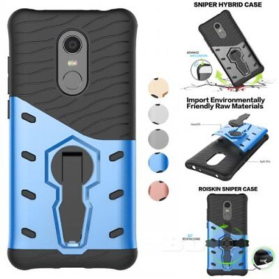 For Xiaomi defender kickstand heavy duty armor phone cover shockproof dual layer