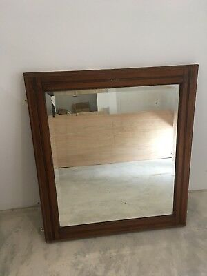 Large Vintage Wall Mirror