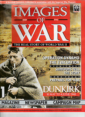 IMAGES OF WAR Magazine Issue 1 - DUNKIRK