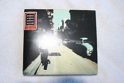 Buena Vista Social Club-1997 Debut Brand New Sealed Cd! Rare Canadian Release!