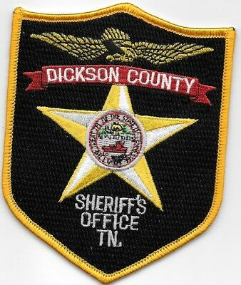 Dickson County Sheriff Dept Dc Sheriff Dept So Sd (Fire) State Local