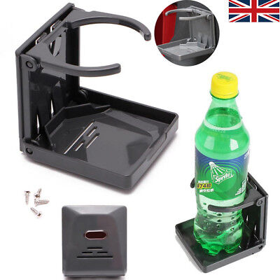 Car Folding Drink Cup Bottle Holder Boat Marine Caravan Car Truck Mount Fish Box