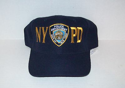 NYPD Hat - City of New York Police Dept. - NWT